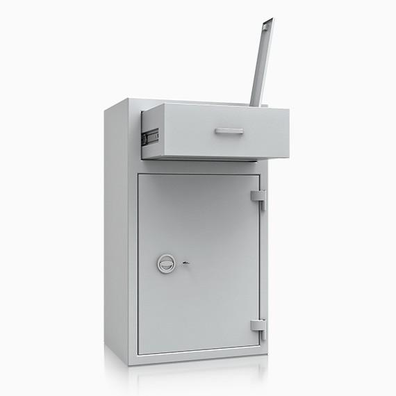 DS3D130W800IS - Deposit-Wertschutzschrank D-III, Schublade vorn ohne Schloss