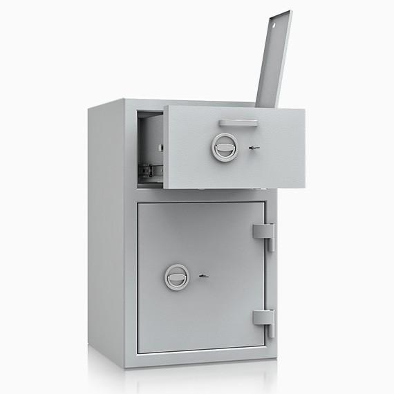 DS2D095V284IS - Deposit-Wertschutzschrank D-II, Schublade vorn mit Schlos