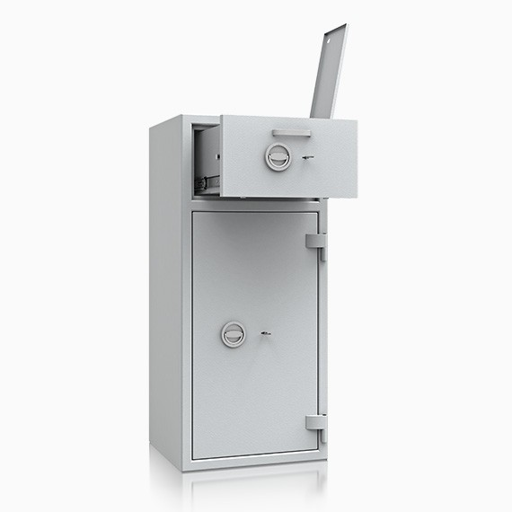 DS1D128V201IS - Deposit-Wertschutzschrank D-I, Schublade vorn mit Schloss