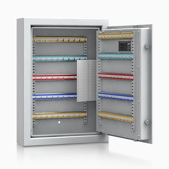 SSSK0630100IS - Schlüssel-Sicherheitsschrank S1/A, 100 Haken