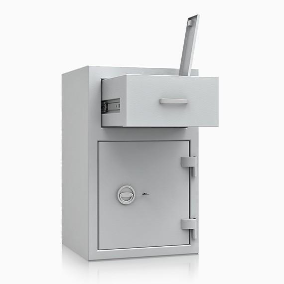 DS3D095W538IS - Deposit-Wertschutzschrank D-III, Schublade vorn ohne Schloss