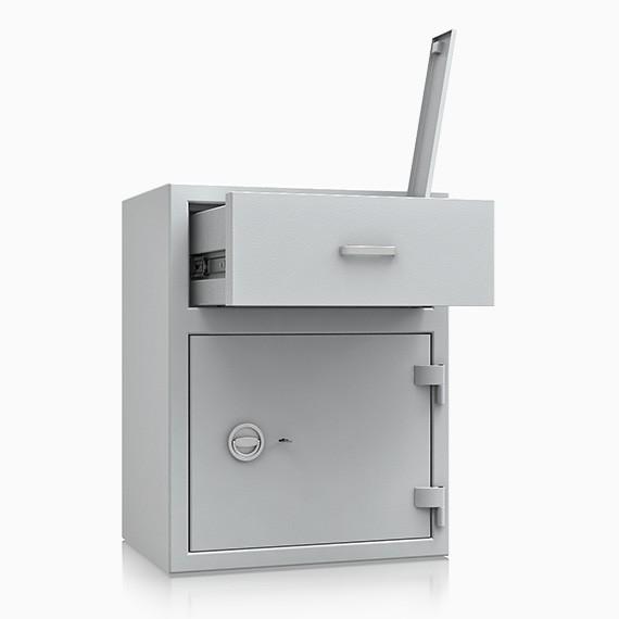 DS2D095W340IS - Deposit-Wertschutzschrank D-II, Schublade vorn ohne Schloss