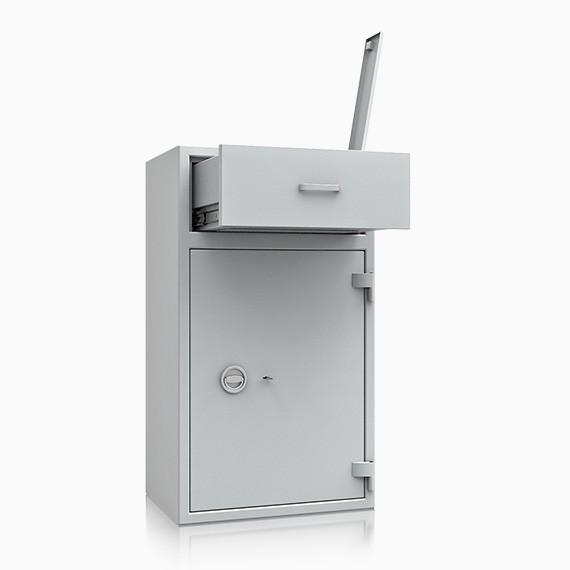 DS1D128W249IS - Deposit-Wertschutzschrank D-I, Schublade vorn ohne Schloss