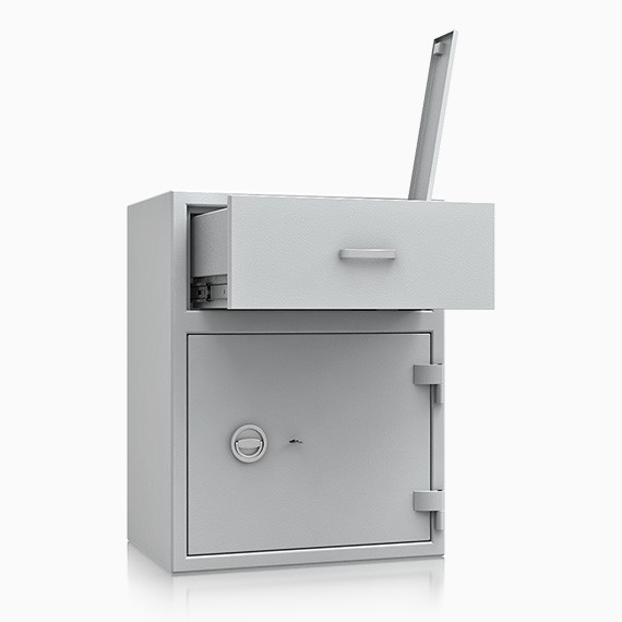DS1D093W204IS - Deposit-Wertschutzschrank D-I, Schublade vorn ohne Schloss