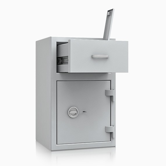 DS2D095W284IS - Deposit-Wertschutzschrank D-II, Schublade vorn ohne Schloss