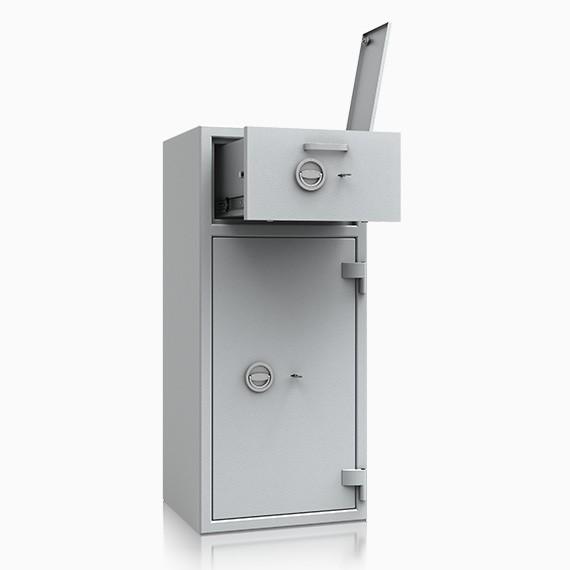 DS2D130V356IS - Deposit-Wertschutzschrank D-II, Schublade vorn mit Schloss