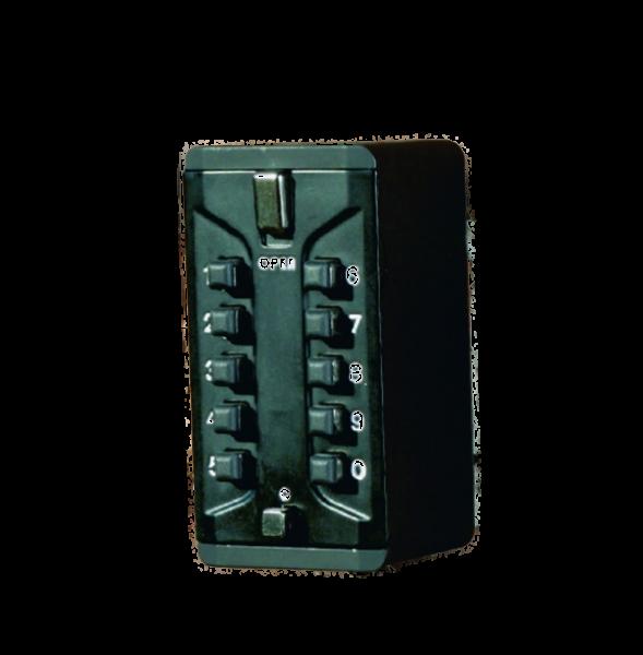 SBKK010KS2CPX - Schlüsselbox nur Zugriffschutz