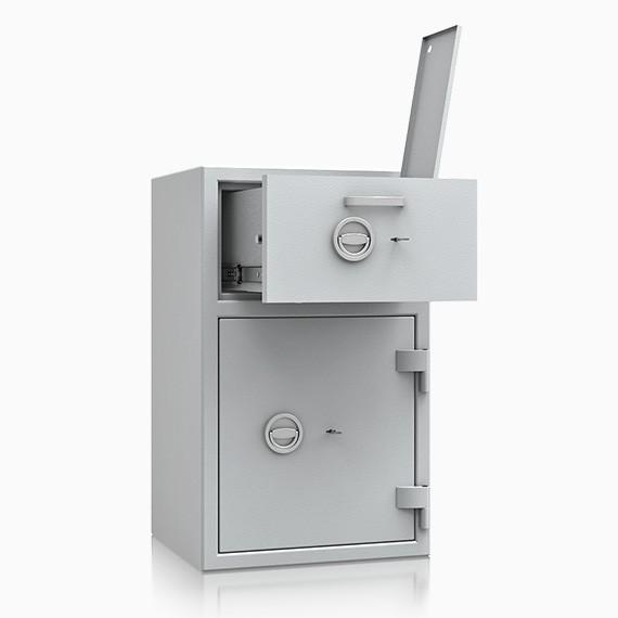 DS1D093V163IS - Deposit-Wertschutzschrank D-I, Schublade vorn mit Schloss